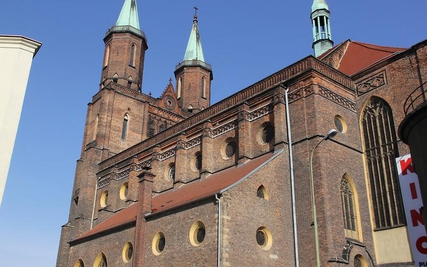 Kościół Marii Panny dostanie miejską dotację