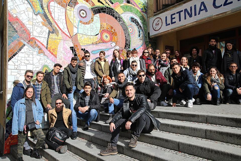 PWSZ im. Witelona wLegnicy gości studentów zprogramu Erasmus+