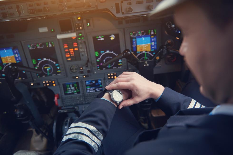 Zegarki Aviator iAVI-8 – dla miłośników lotnictwa