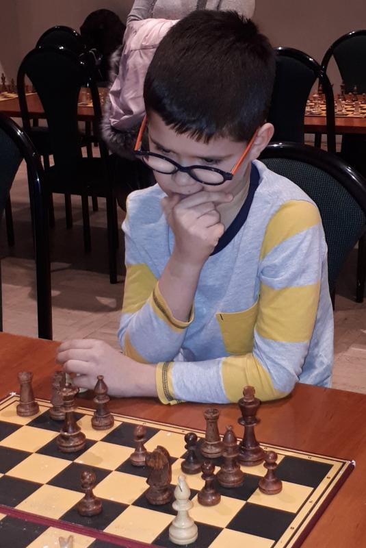 3 medale szachistów Miedzi