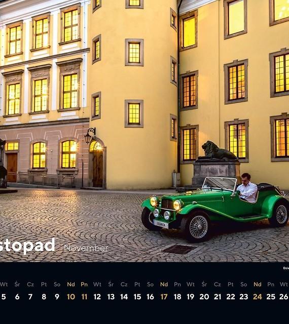Wśrodę premiera legnickiego kalendarza Śladami filmowego miasta