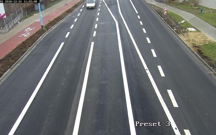 Ulica Leszczyńska wcałości otwarta dla ruchu
