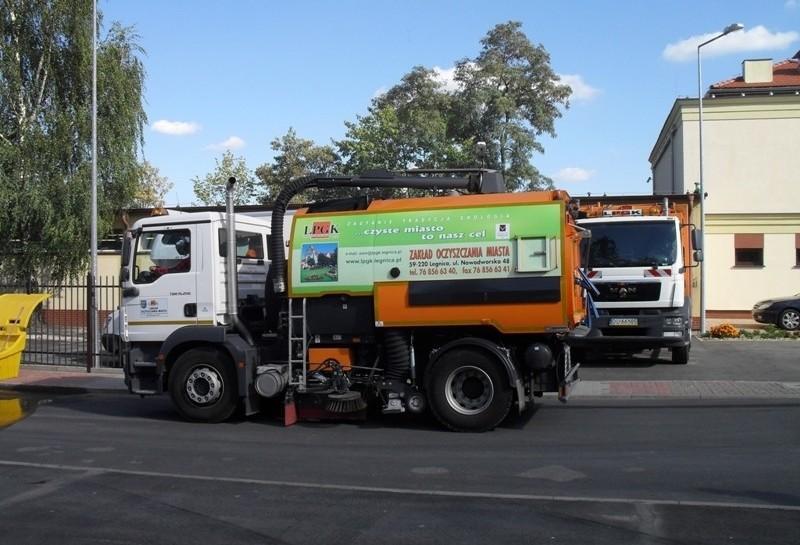 LPGK przyspiesza odbiór odpadów wokresie świątecznym