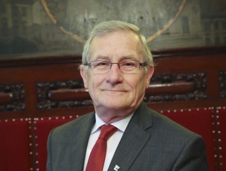 Ryszard Białek, wieloletni wiceprezydent Legnicy, przeszedł na emeryturę