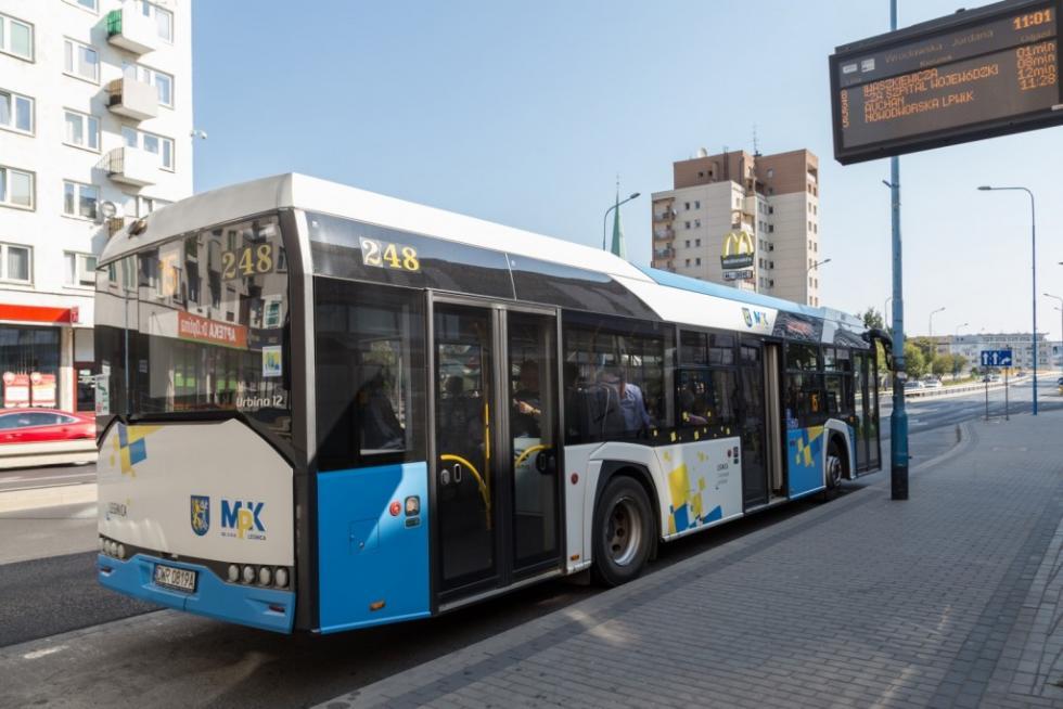 Autobusy MPK pojadą doSzczytnik nad Kaczawą