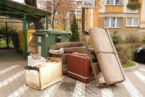 Od poniedziałku kolejna zbiórka odpadów wielkogabarytowych