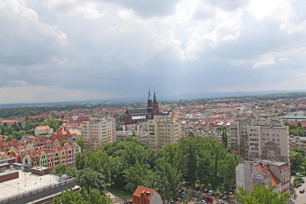 Tytuł Polish Cities of the Future 2019/20 dla Legnicy