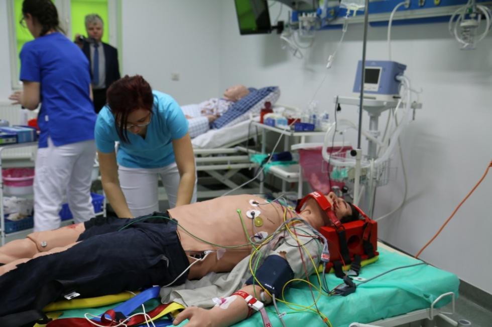 PWSZ ma Centrum Symulacji Medycznej