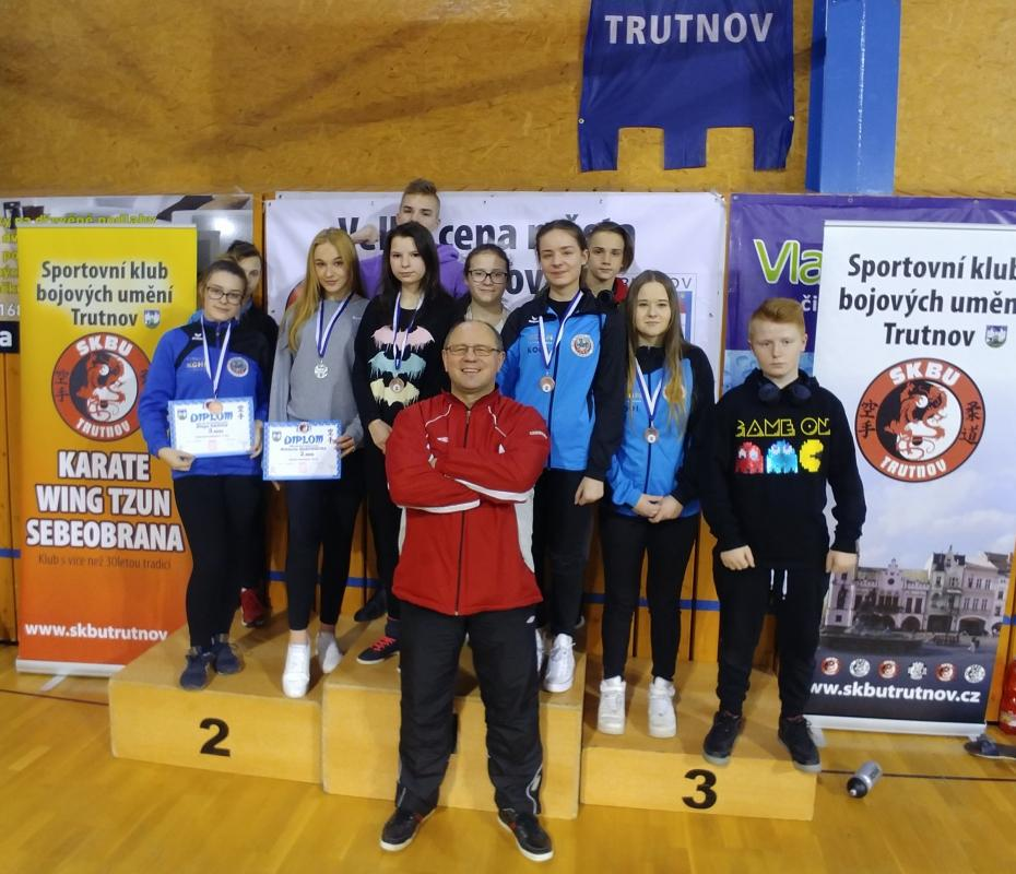 Wspaniały sukces wczeskim TRUTNOV zawodników KKS TORA