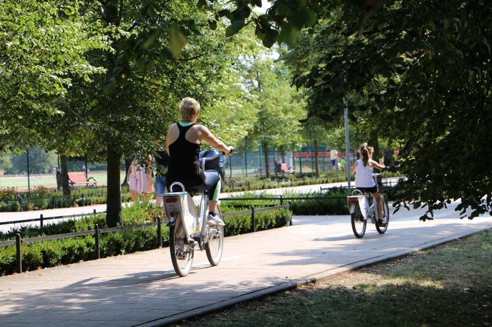 Wybierz, gdzie chcesz mieć kolejne stacje Legnickiego Roweru Miejskiego