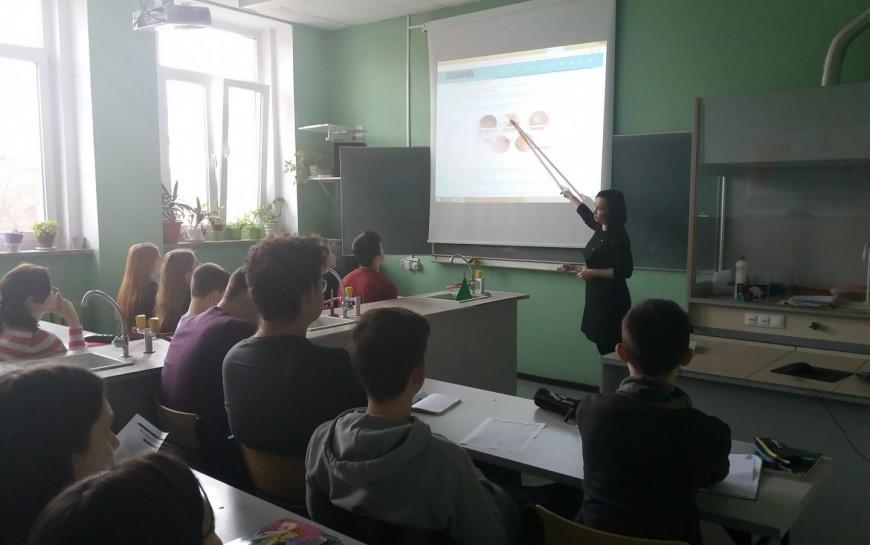 Uczniowie legnickich szkół poznają ABCD czerniaka