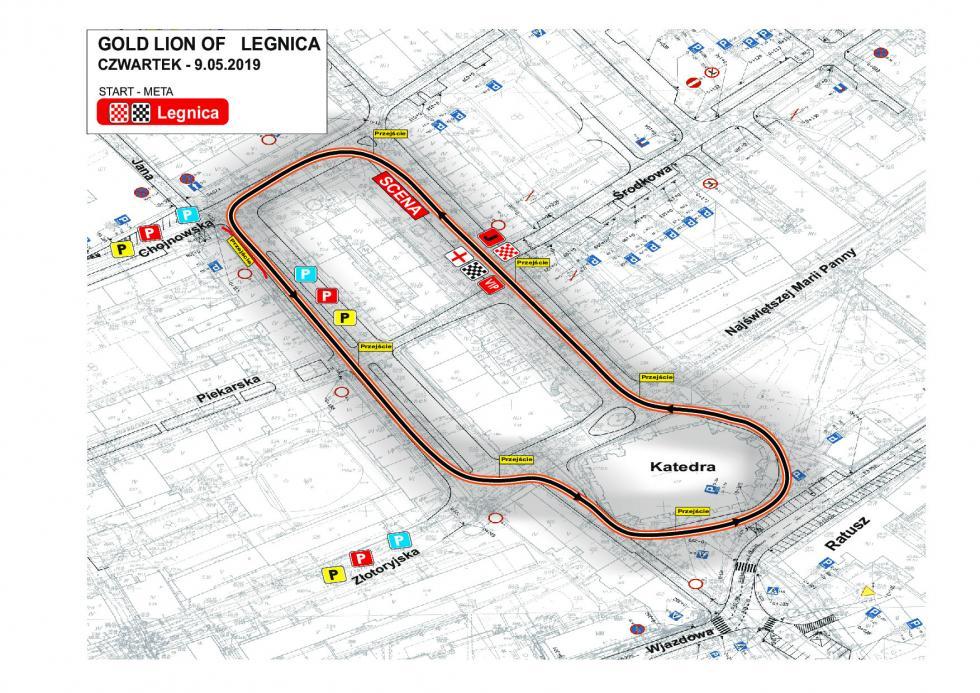Grody Piastowskie otworzą wLegnicy międzynarodowy sezon kolarski