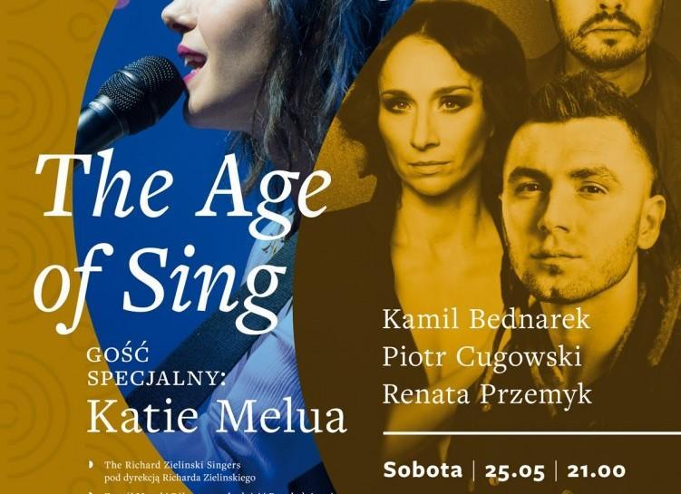 Światowa gwiazda, Katie Melua, zaśpiewa na Legnicy Cantat 50.
