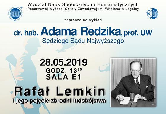 Rafał Lemkin ijego pojęcie zbrodni ludobójstwa