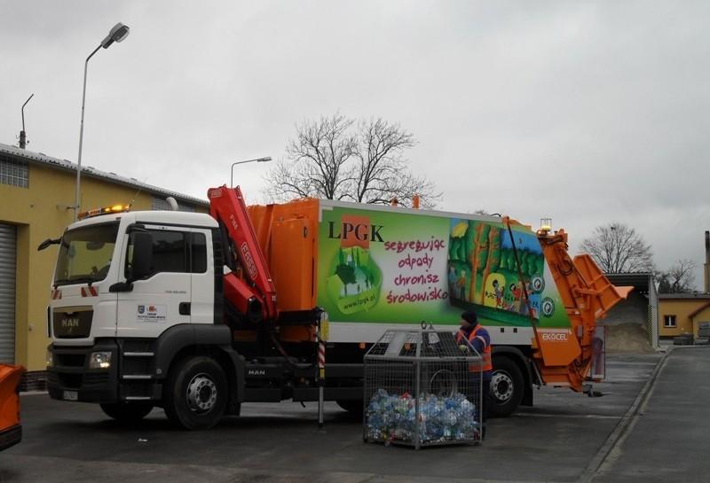 LPGK dokońca roku będzie odbierało komunalne odpady
