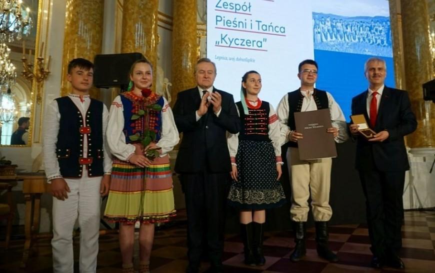Legnicka Kyczera laureatem Nagrody Oskara Kolberga