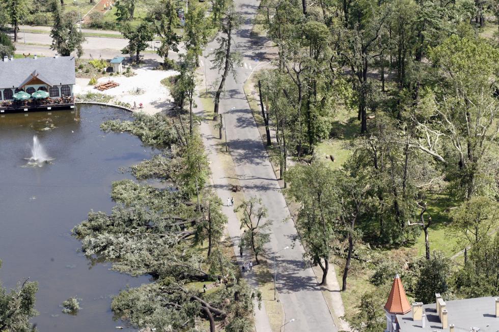 23 lipca 2009. Wspominamy dramat legnickiego parku