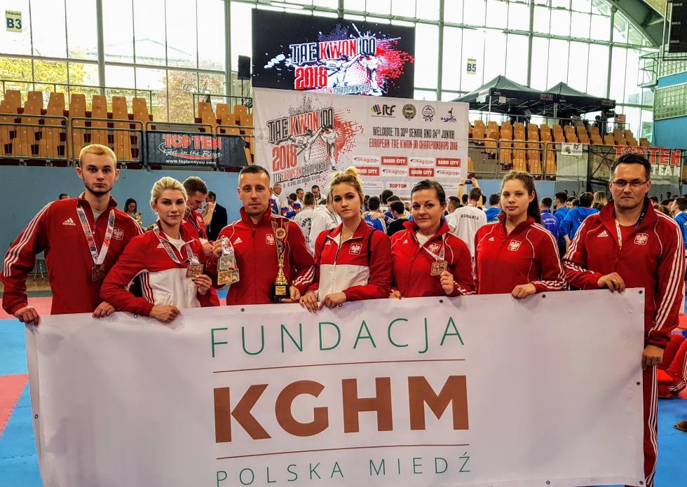Powołania na XXXIV Mistrzostwa Europy wTaekwon-do Sarajewo 2019