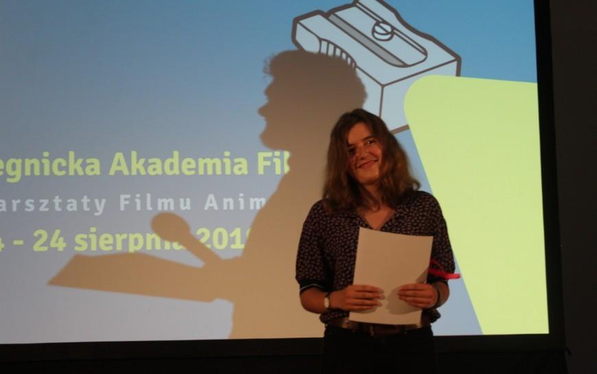 Legnicka Akademia Filmowa. Grand Prix dla Poszukiwanego