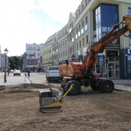 Przebudowa ulicy Bilsego. Niebawem wylany zostanie asfalt