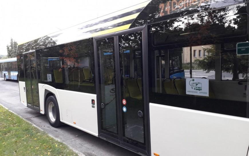 Legnica testuje elektryczny autobus