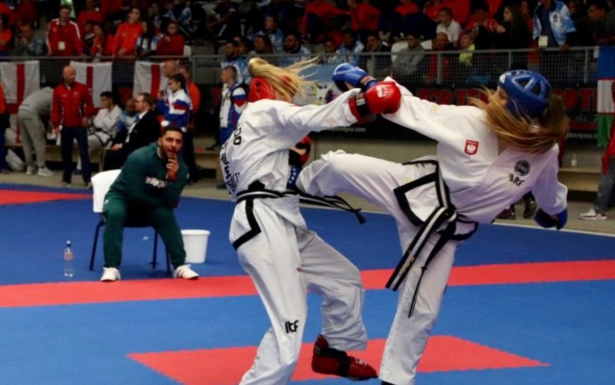 Wielki sukces legnickich taekwondoków na mistrzostwach Europy. Wywalczyli aż 14 medali