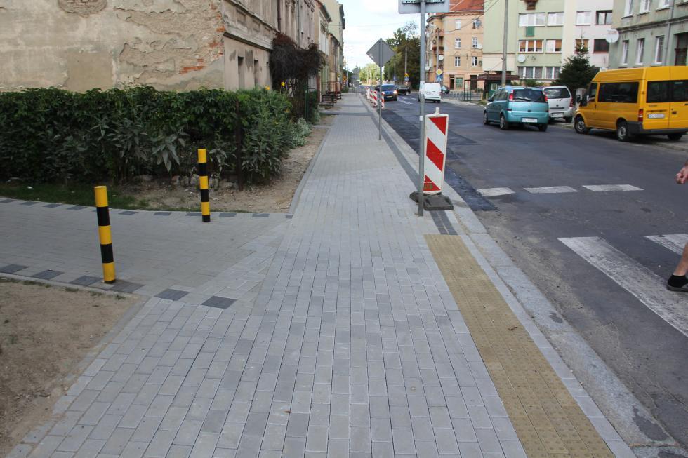 Kto wybuduje chodnik przy ul. Działkowej? ZDM poszukuje wykonawcy tej inwestycji