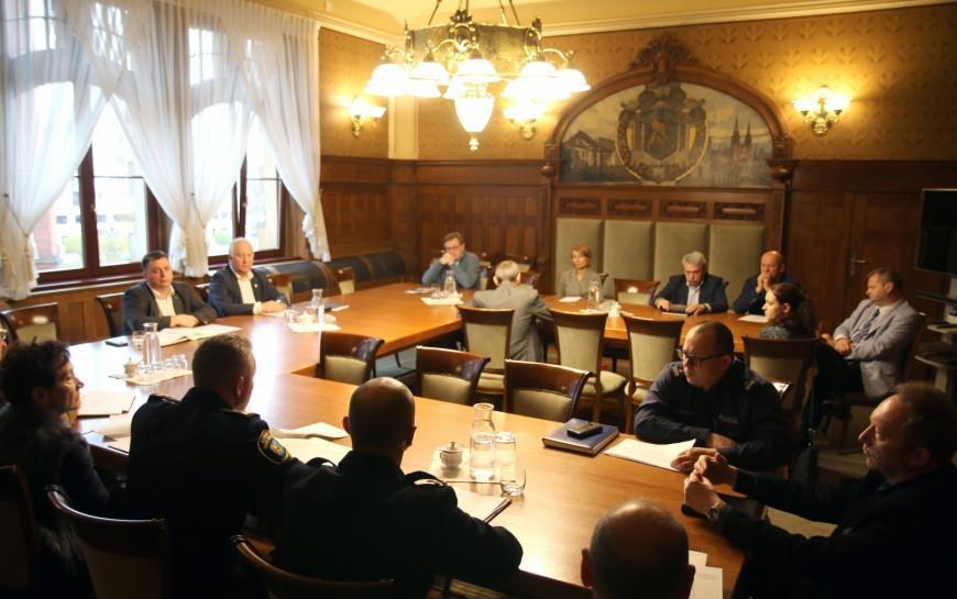 Rada Porozumienia dla Bezpieczeństwa Legnicy przyjęła plan na 2020 rok
