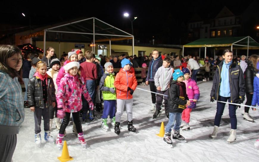 Od 6 grudnia szalejemy na łyżwach. Otwarcie sezonu bezpłatne
