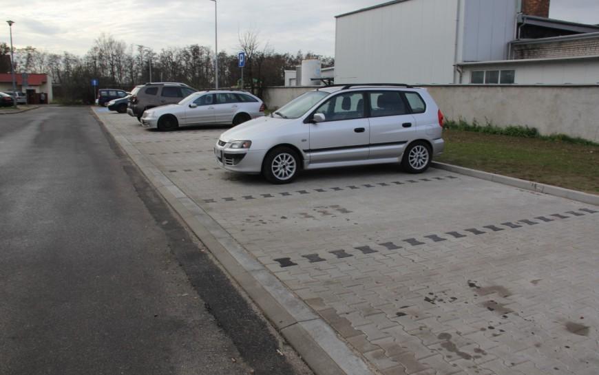 LBO 2019. Mieszkańcy ul. Bydgoskiej mają nowe parkingi