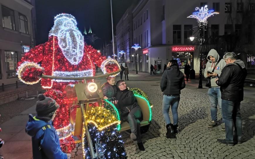 Legnica świeci najpiękniej na Dolnym Śląsku