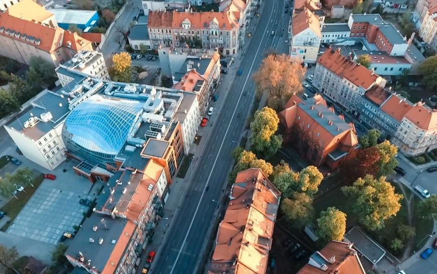 Legnica - sukces wprestiżowym rankingu