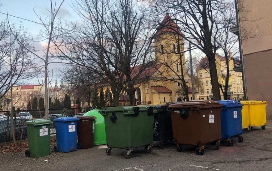 Porozmawiaj osegregacji śmieci