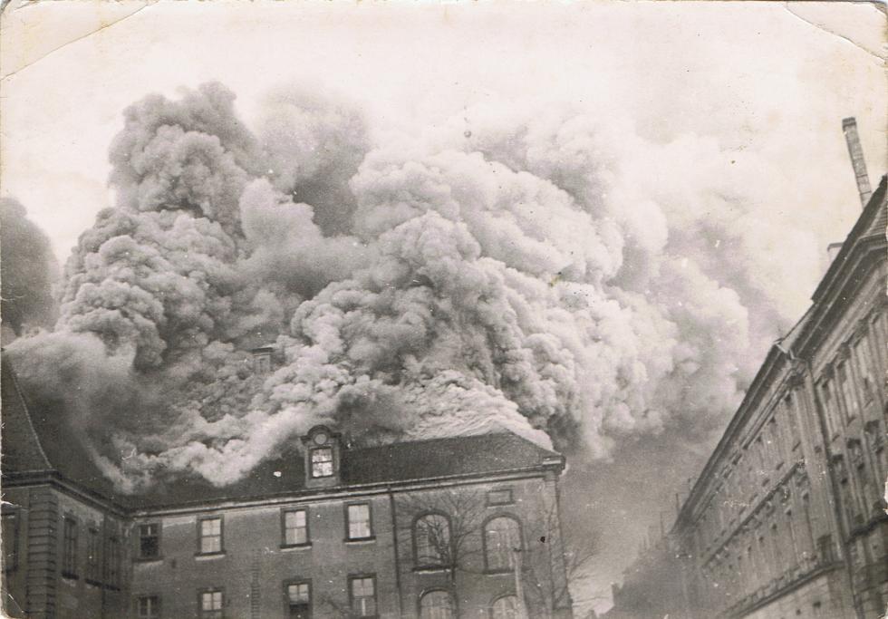 Tajemniczy pożar kościoła? Poznaj historię miasta imieszkańców