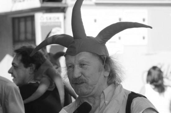 Zmarł Robert Szecówka jeden ztwórców Satyrykonu