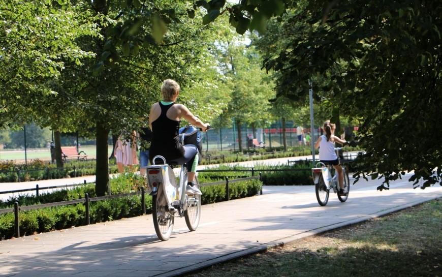 Legnicki Rower Miejski wraca po zimowej przerwie już wponiedziałek