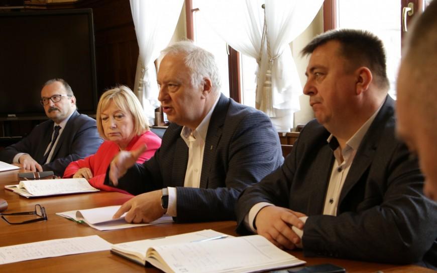 Prezydent Legnicy zwołał Zespół Zarządzania Kryzysowego
