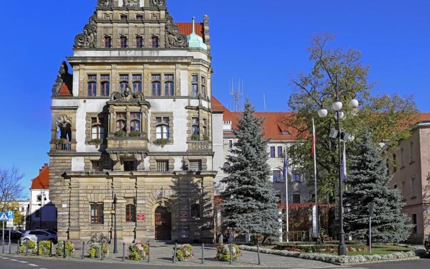 Urząd Miasta tymczasowo pracuje wtrybie wewnętrznym