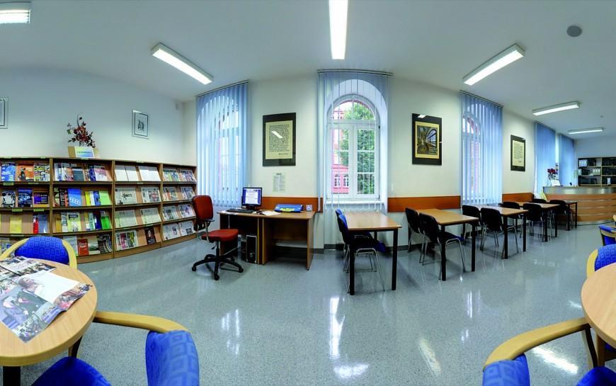 Biblioteka PWSZ wznowiła działalność
