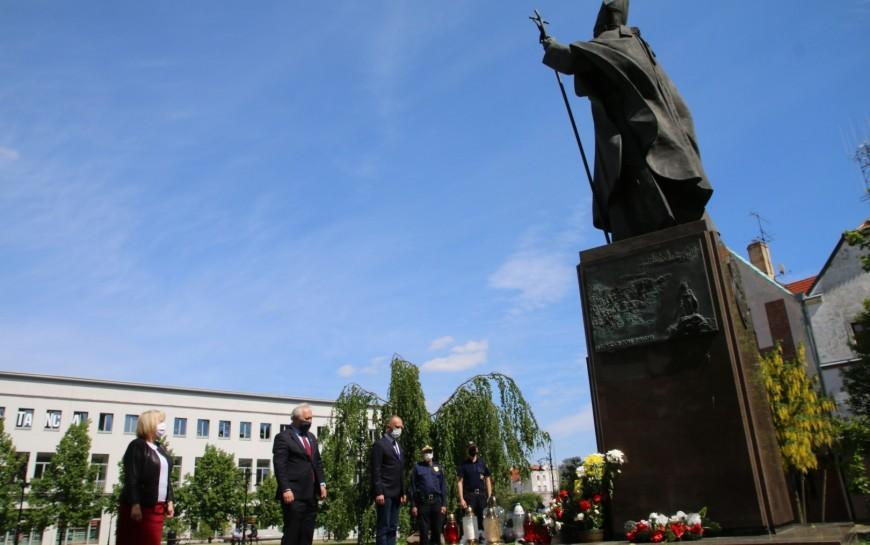Uczciliśmy 100. rocznicę urodzin Jana Pawła II