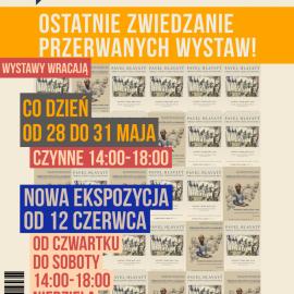 Galeria Sztuki zaprasza legniczan już od28 maja