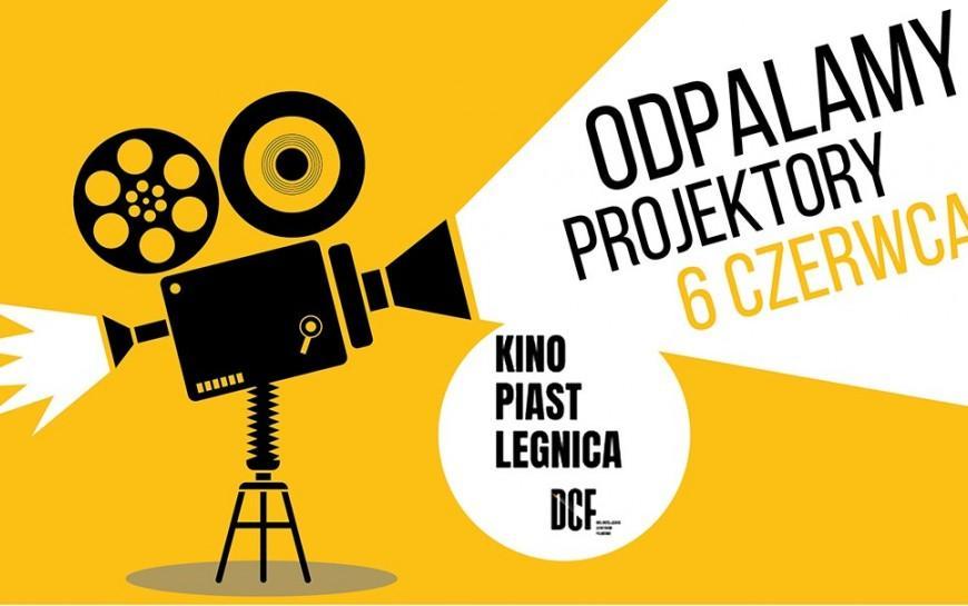 Kino Piast wLegnicy od6 czerwca ponownie otwarte