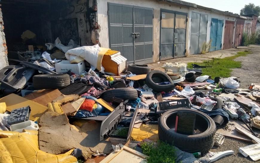 LPGK oczyści miasto zdzikich wysypisk śmieci