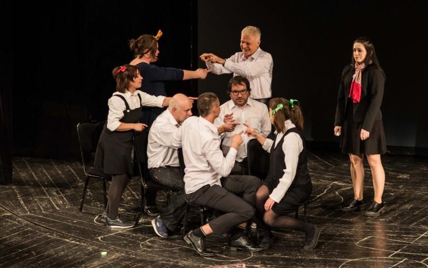 Obejrzyj finał sezonu wlegnickim Klubie Gońca Teatralnego
