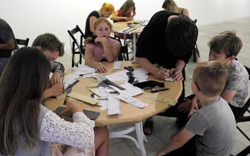 Otwarta Pracownia Sztuki zaprasza już wśrodę na zajęcia