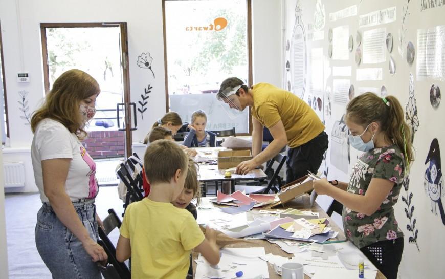 Otwarta Pracownia Sztuki zaprasza na zajęcia