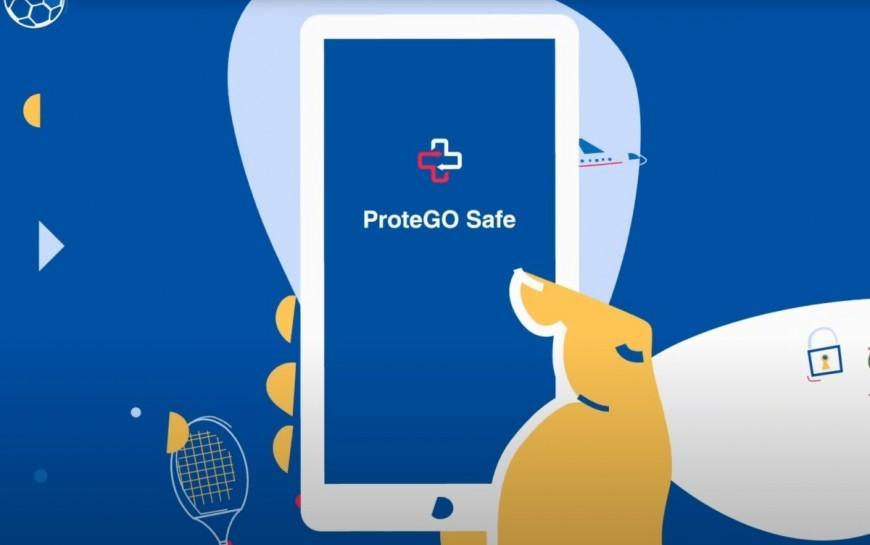 Aplikacja ProteGo Safe wspiera bezpieczeństwo wszkołach. Pobierz ją