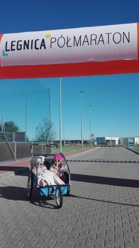 Dobiegli już domety Legnickiego Półmaratonu iDziesiątki
