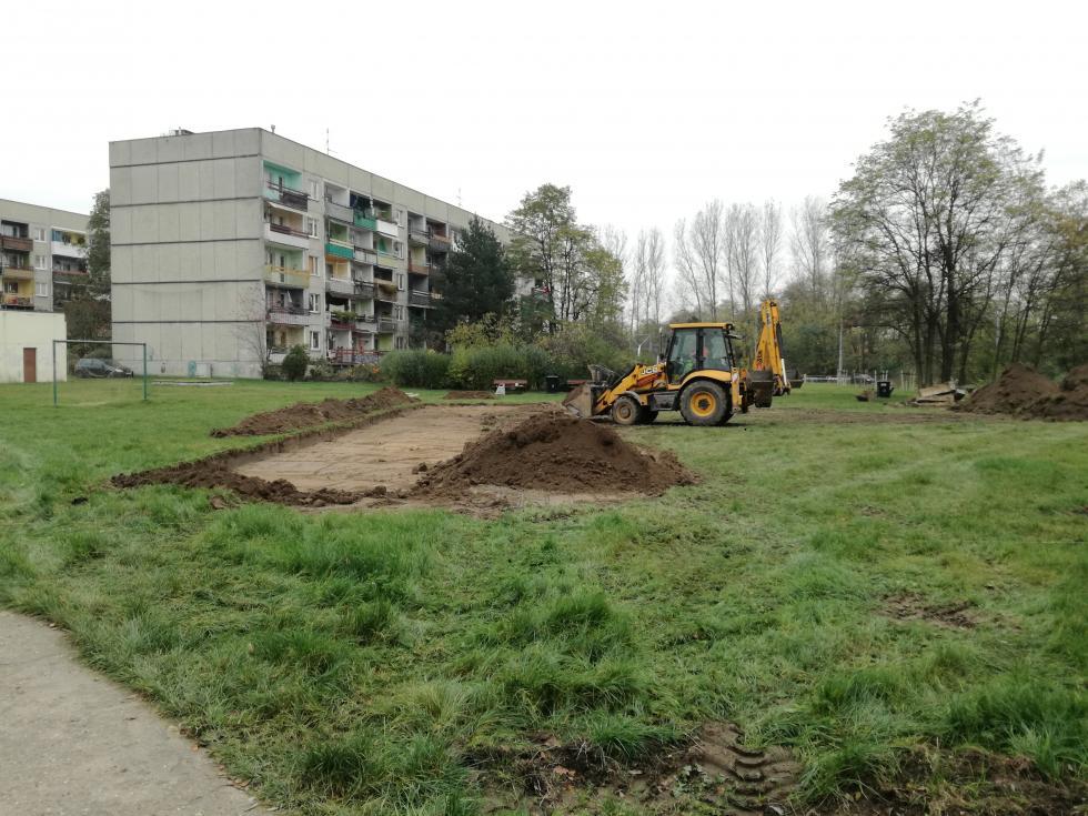 LBO 2020. Powstaje jeszcze większy ogródek wielopokoleniowy przy ul. Bydgoskiej