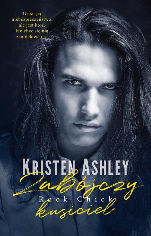 """Kipiąca odpożądania opowieść oprzeciwieństwach, które się przyciągają -""""Zabójczy kusiciel"""" Kristen Ashley"""